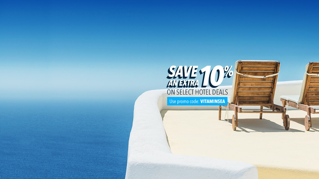 Orbitz Coupon Codes & Deals: EXCLUSIVE - Save 10% on Select