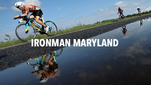 Ironman 70.3 Maryland