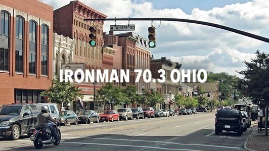 Ironman 70.3 Ohio