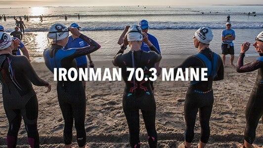 Ironman 70.3 Maine