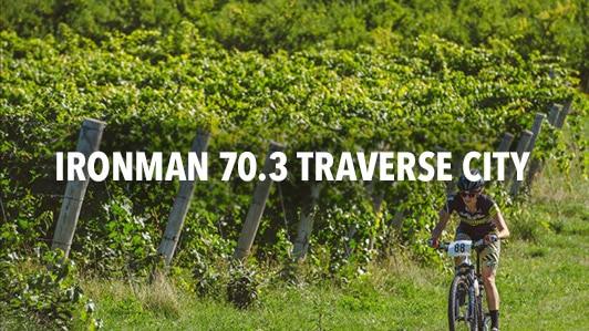 Ironman 70.3 Traverse City