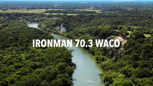 Ironman 70.3 Waco