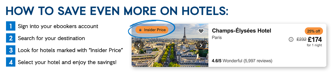 How to save even more on hotels