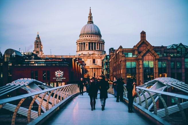 倫敦浪漫的秋天行程攻略