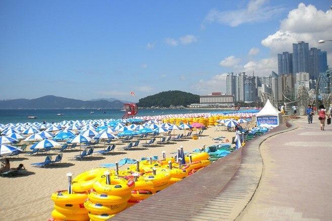 釜山夏日海景景點攻略