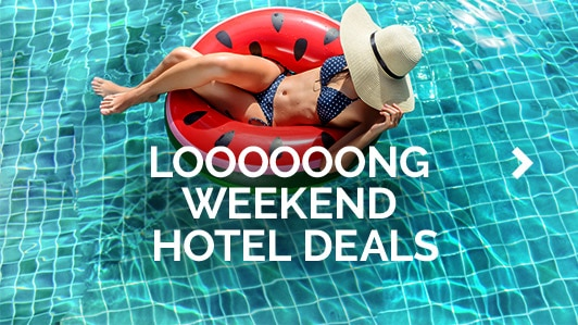 Loooooong Weekend Hotel Deals