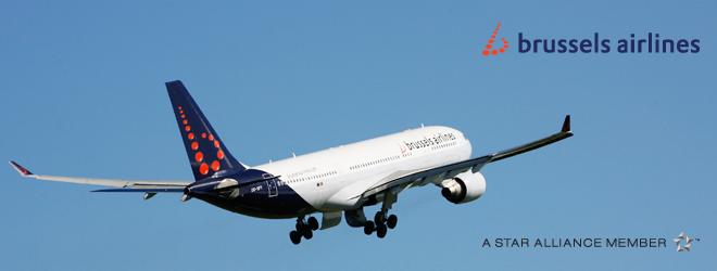 Brussels airlines 1000 coupons de vol