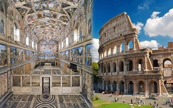 Rome in 1 Day: The Vatican, Colosseum & Ancient Rome