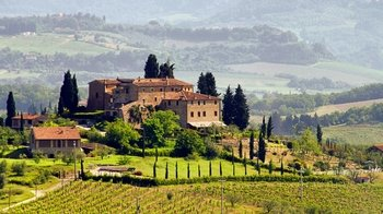 Tuscany in 1 Day from Rome with Lunch & Brunello Winetasting