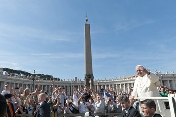 Guided Papal Audience Tour