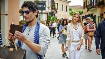 The Bicester Village Shopping CollectionTM Experience at La Roca Village