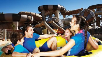 Wild Wadi Dubai Waterpark Tickets