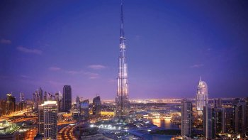 Burj Khalifa - At the Top Observation Deck Admission Tickets