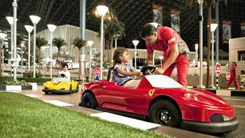 Abu Dhabi Ferrari World Tickets
