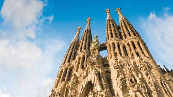 Skip-the-Line: Guided Visit to La Sagrada Família