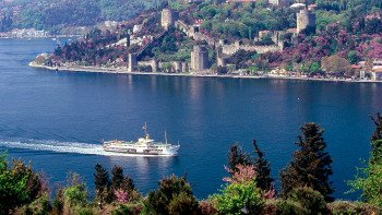 Bosphorus Cruise & 2 Continents Full-Day Tour with Lunch