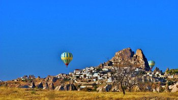 2-Day Cappadocia Tour with Flights & Accommodation