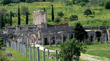 Ancient Ephesus Full-Day Tour with Flights & Lunch