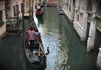 Gondola Ride & Serenade with Commentary