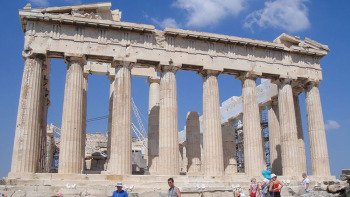 Acropolis & Athens Small-Group Walking Tour