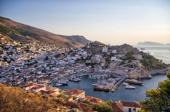 4-Tour Combo Saver: Athens, Cape Sounion, Delphi & Island Cruise