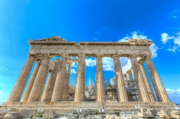 Athens & Cape Sounion Full-Day Sightseeing Tour with Lunch