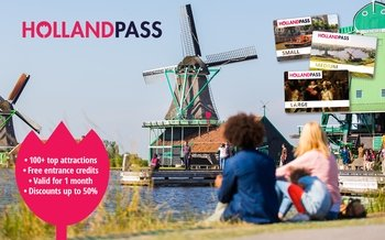 Amsterdam, Rotterdam & Holland Free Entry and Discount Pass