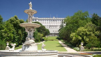 Hapsburg Royal Madrid Half-Day Tour