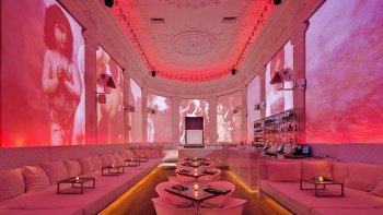 Supperclub Lounge 5-Course Dinner & Entry to Nightclub