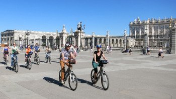 Panoramic Bike Tour of the City