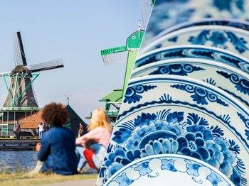 ,Excursión a Molinos de Zaanse Schans,Excursion to Zaanse Schans Windmills,Excursión a Volendam, Edam y Marken