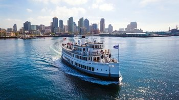 Dine, Dance & Cruise on the San Diego Bay