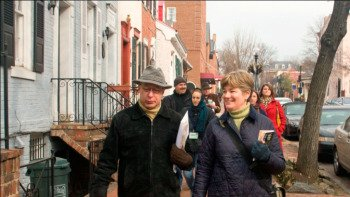 Georgetown Guided Walking Tour