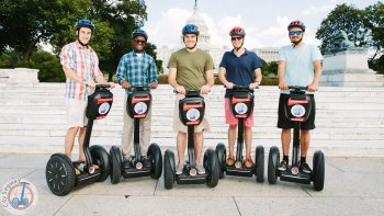 Segway Tour of National Mall & Memorials