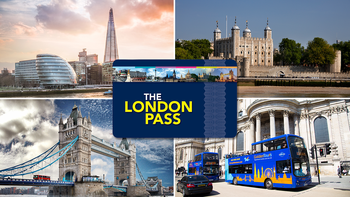 The London Pass®: Access to 80+ Attractions