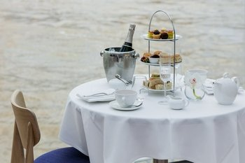 River Thames Afternoon Tea Cruise