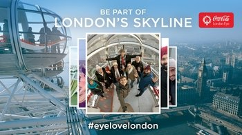 The London Eye Experience Tickets