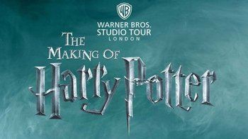 Warner Bros. Lontoon studiokierros – The Making of Harry Potter