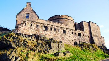 2-Day Edinburgh Tour by Train
