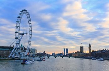 Total London Tour with London Eye, Admission Tickets & Lunch
