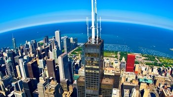 Willis Tower Skydeck & The Ledge