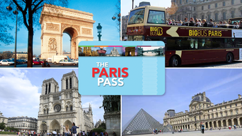 The Paris Pass?: 60+ Attractions on 1 Card