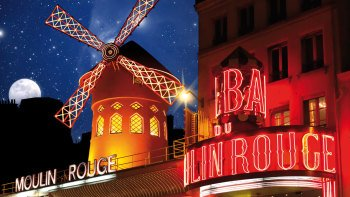 The Moulin Rouge Cabaret Show