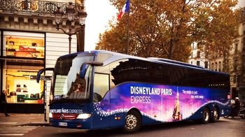 Disneyland® Paris Tickets with Express Shuttle Transportation