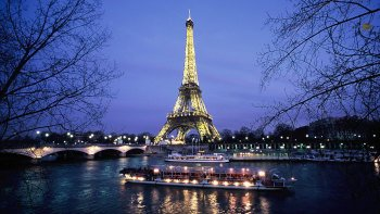 Dinner at the Eiffel Tower & River Seine Cruise