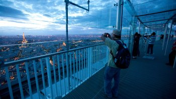 Montparnasse Tower Observation Deck Tickets