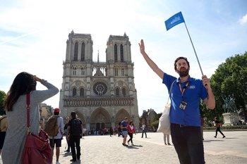 Notre-Dame Cathedral & Ile de la Cit? Tour