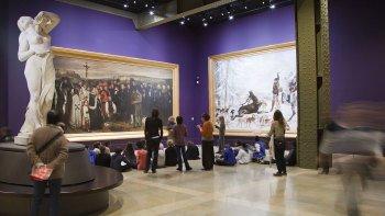 ,Museo de Orsay,Sin colas
