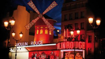 Moulin Rouge Show with Roundtrip Hotel Transport