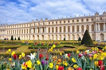 ,Palacio de Versalles,Excursión a Giverny,Giverny + Versalles